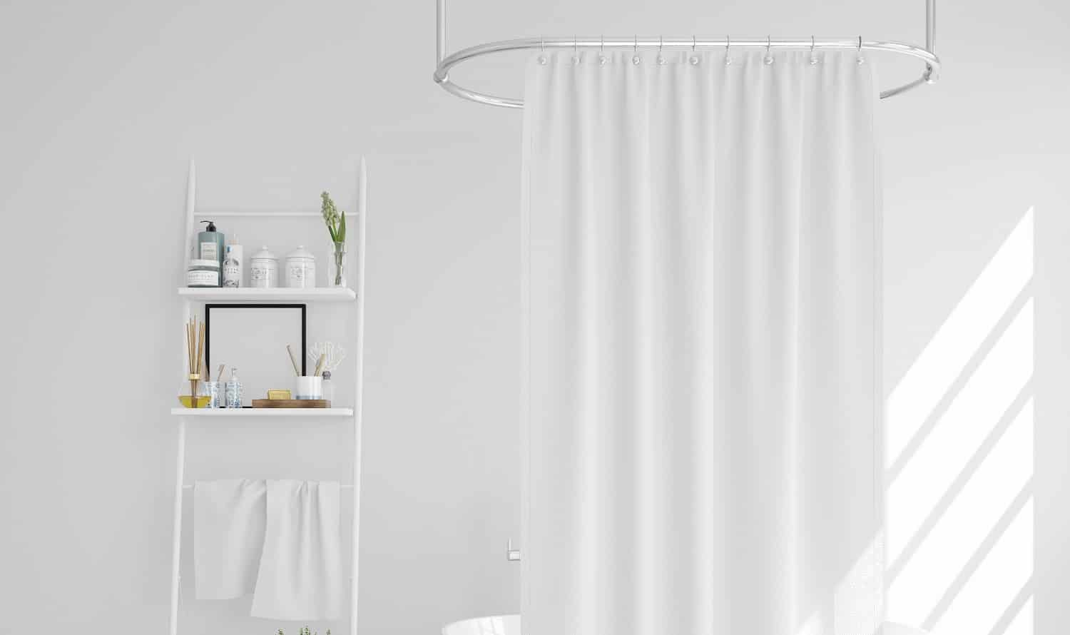 11 Best Shower Curtain Rod Of 2020 Reviewed Homesthetics Inspiring Ideas For Your Home