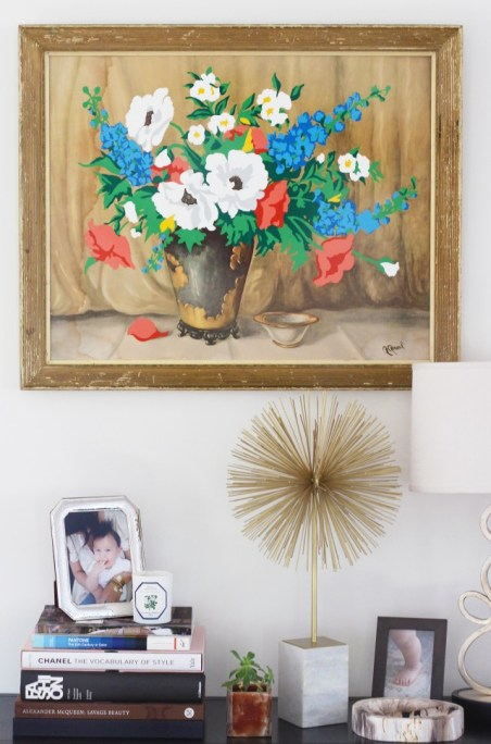 Off-the-wall Wall Art | Mrs. Fancee | These are gorgeous and totally doable! Love these art ideas