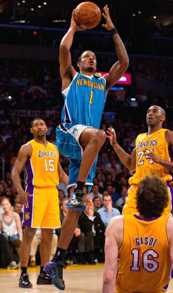 """7c6499310 Trevor Ariza  """"The Lakers overlooked how I helped them win the title ..."""