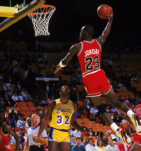 Jordan is a product of the perfect timing and filling a void that was much  needed by the NBA and a little company known as Nike. When Jordan came into  the ... 775d1f41d