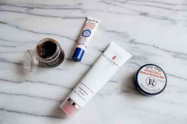 Lip Care Tools Rosebud Salve Elizabeth Arden Hand Cream Beauty Tips Brown Sugar Lip Scrub