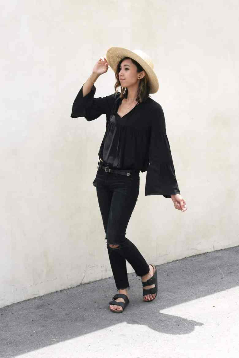 HM_Black_Bell_Sleeve_Blouse5