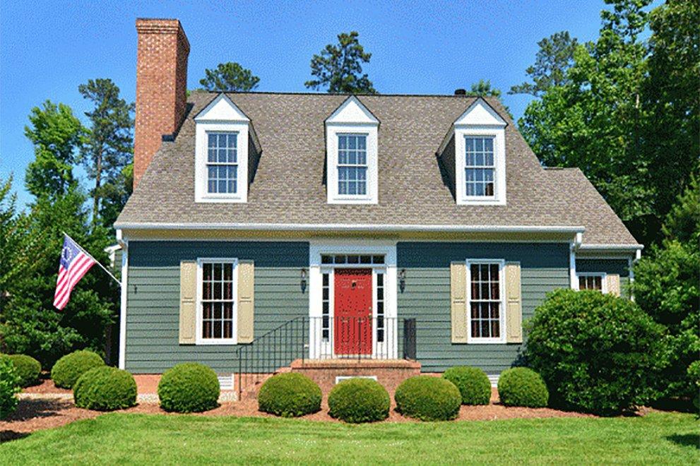 Classic And Cool Cape Cod House Plans We Love Houseplans Blog Houseplans Com