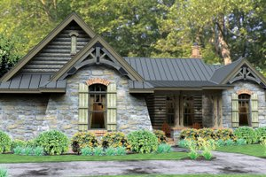 Craftsman Style House Plans Plan