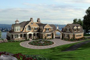 Mansion Home Plans   Mansion Homes and House Plans Plan