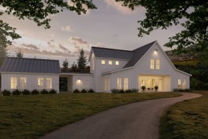 Farmhouse Home Plans from HomePlans com Plan