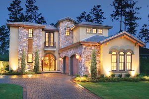 Luxury Home Plans   Luxury Homes and House Plans Plan