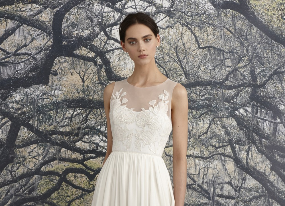 Fall In Love With Nicole Miller Wedding Dresses
