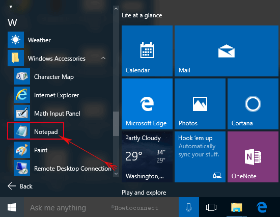 Basic Guide To Notepad How To Open Use Menus Save Docs