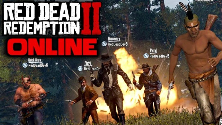 The New Release Of The Popular Game Red Dead