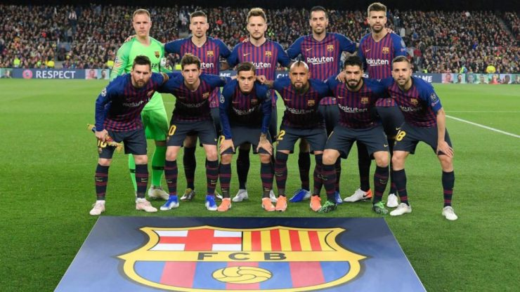 New European Debacle Of Barça And Farewell To The Champions League