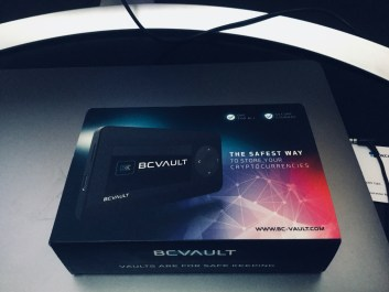 BC Vault, The Physical Wallet Designed For The Storage Of Cryptocurrencies