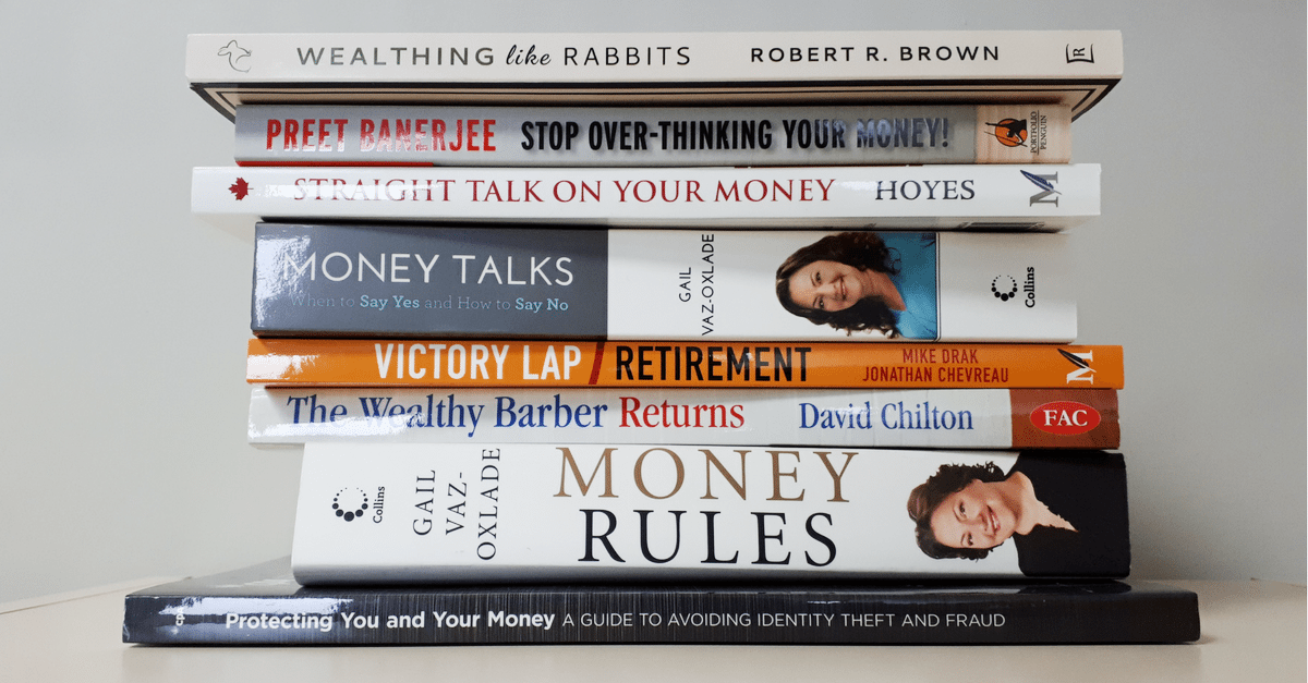 10 Personal Finance Books That Make Great Gifts Debt