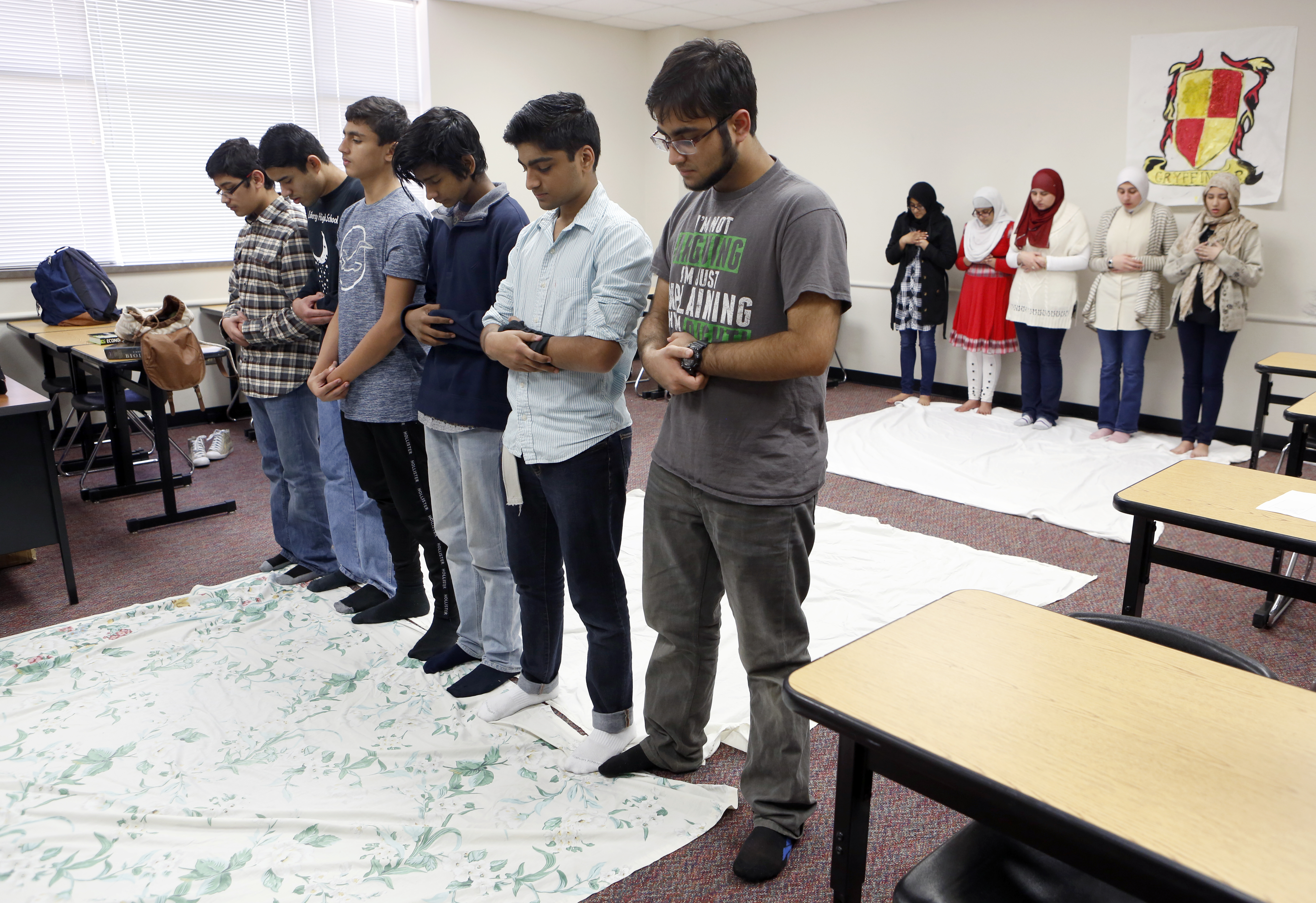 Prayer Rooms Are One Way Public Schools Accommodate
