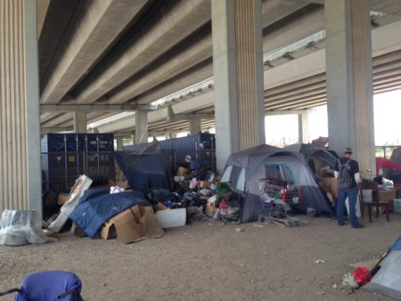 Federal Judge Houston Can Clear Out Homeless Tent Cities Houston Public Media