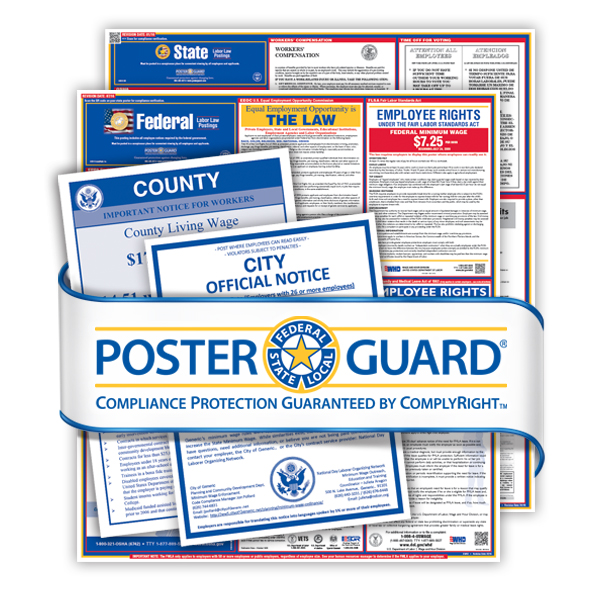 poster guard compliance protection