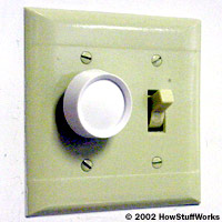 How Dimmer Switches Work