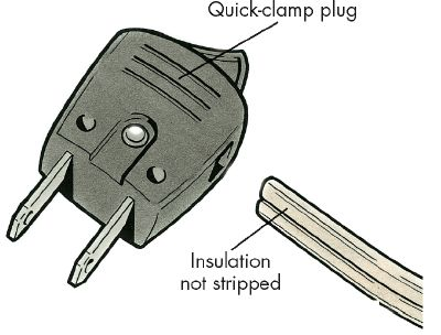 how to rewire a lamp in 9 steps  howstuffworks