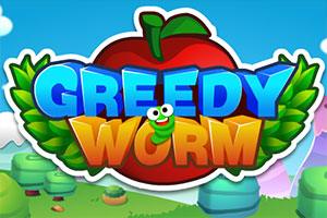 Greedy Worm – Online Game – Eat as many presents as you can!