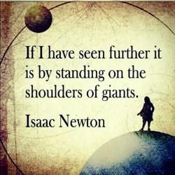 Afbeeldingsresultaat voor isaac newton quotes
