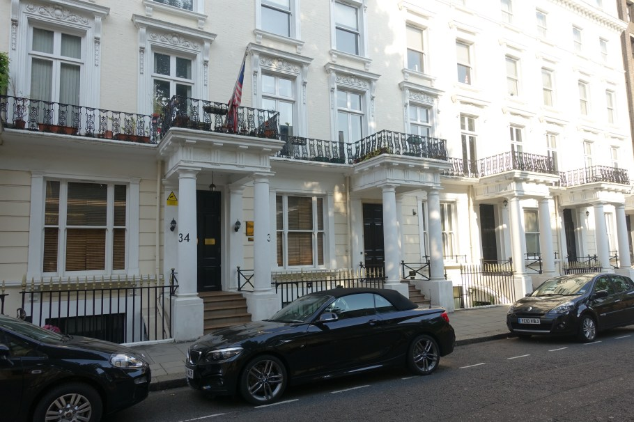 Image result for malaysia hall london