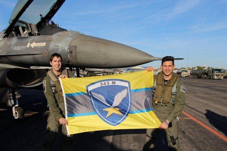 Καλύτερος πιλότος του ΝΑΤΟ: Και φέτος Έλληνας