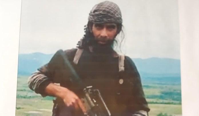 Ali Kalora, leader of the East Indonesia Mujahideen terror group. Photo: Handout