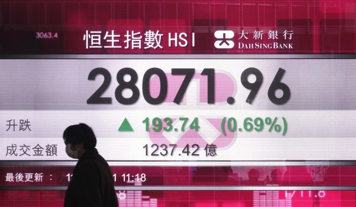 The Hong Kong index's 2018 reforms have put it in a good position for tech listings. Photo: AP