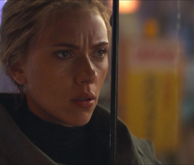 Scarlett Johansson In A Scene From Avengers Endgame Rumours Abound That Her Character Black