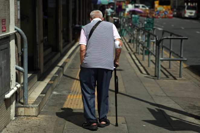Hotter weather linked to increase in suicide among elderly, study led by  University of Hong Kong finds | South China Morning Post