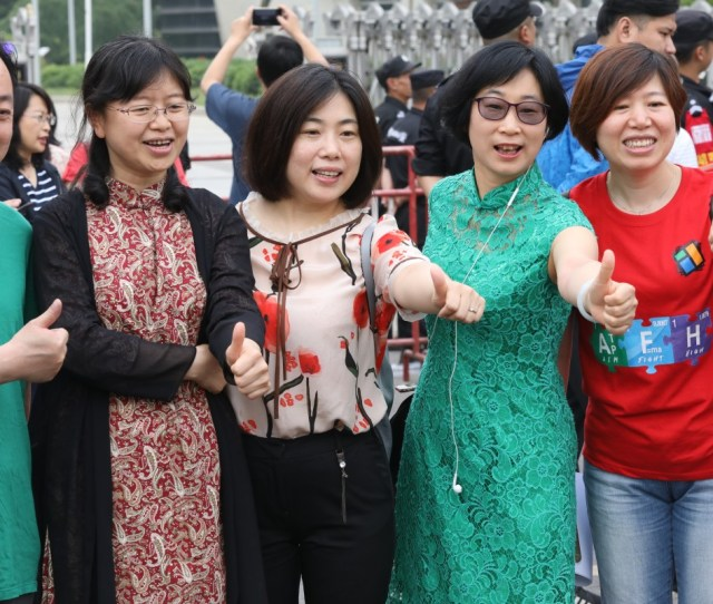 Many Chinese Parents Believe That Wearing Certain Clothes Can Help Their Children Do Well In The