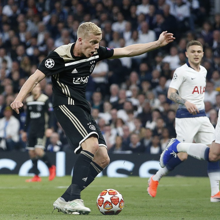 What Are Your Score Predictions H Ajax Vs Real Madrid Tottenham