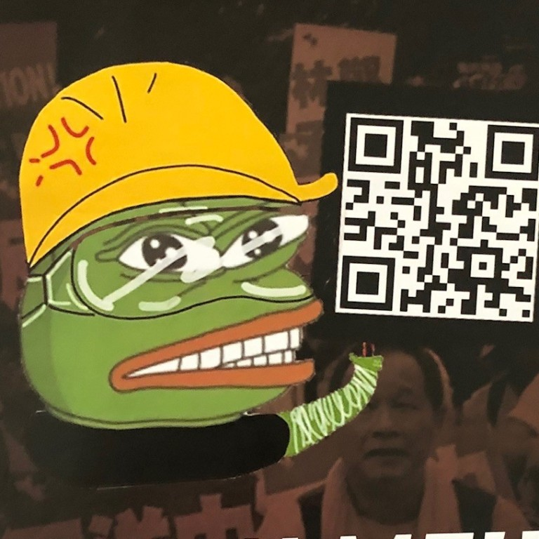 How Pepe The Frog Became Face Of Hong Kong Protests Despite