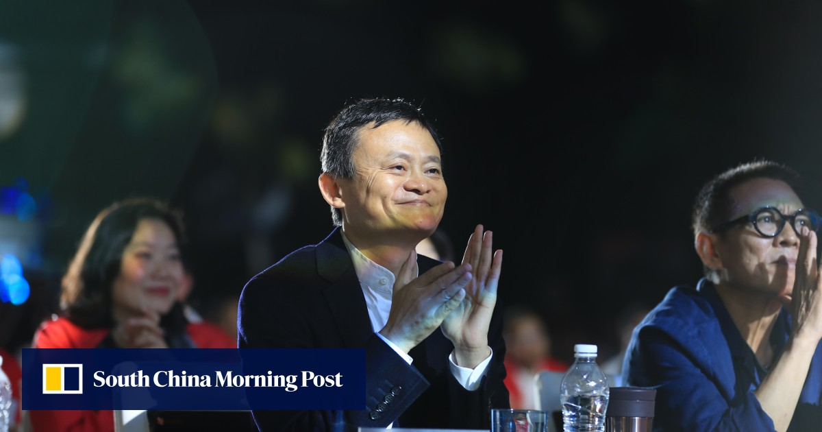 Jack Ma defends China's 996 tech work ethic