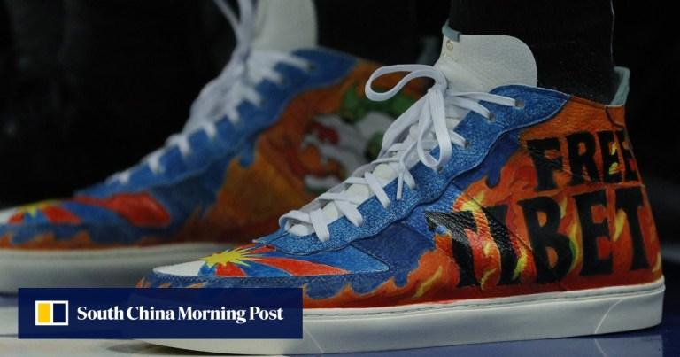 Watch NBA participant assaults Xi Jinping on social media, wears 'Free Tibet' sneakers – Google NBA News