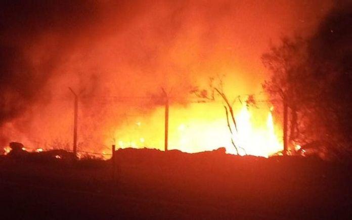 Département des pompiers de Judée et Samarie