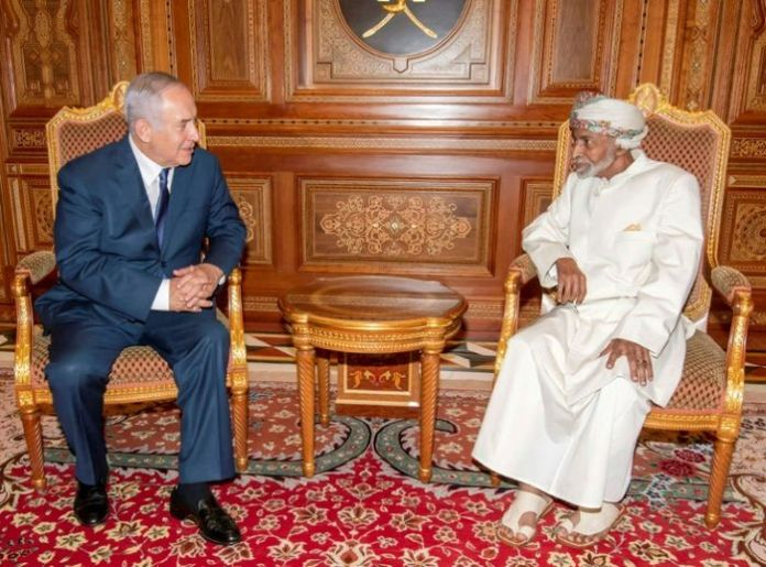 - (Omani Royal Palace/AFP)