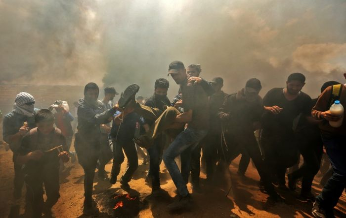 MAHMUD HAMS (AFP)
