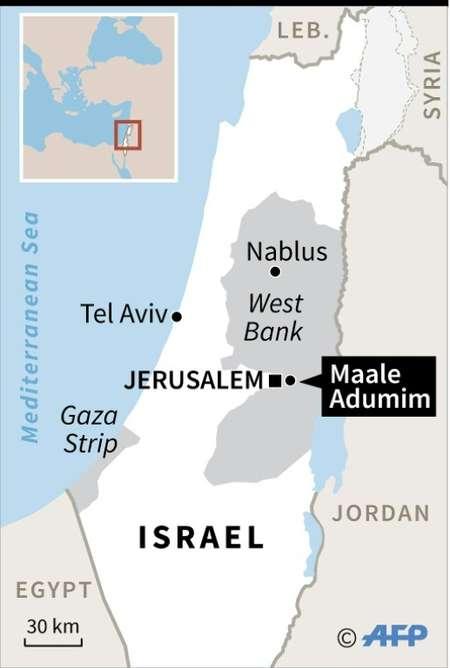 Israel announces new West Bank settlement ( Paz Pizarro (AFP) )