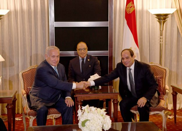 Most Egyptians Support Stable Peace Agreement With Israel Sissi