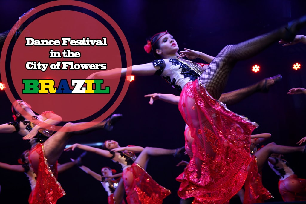 9ea3ff8215 Dance Festival in the City of Flowers