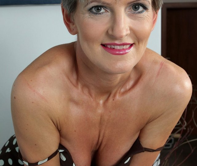 Short Haired Milf In See Through Panties Fingering Her Mature Cunt Iamxxx Com
