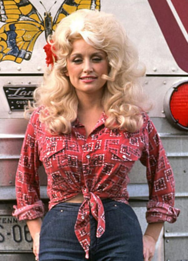 dolly parton song lyrics