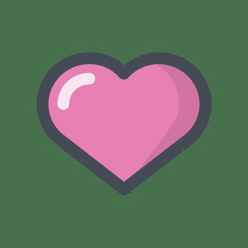 Download ícone Amor, coração Livre de App / Free Mix Icons