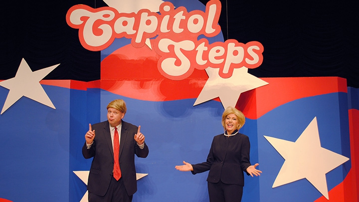 Image result for photo of the Capitol Steps
