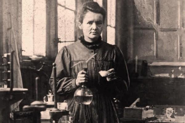 marie curie ilmuwan