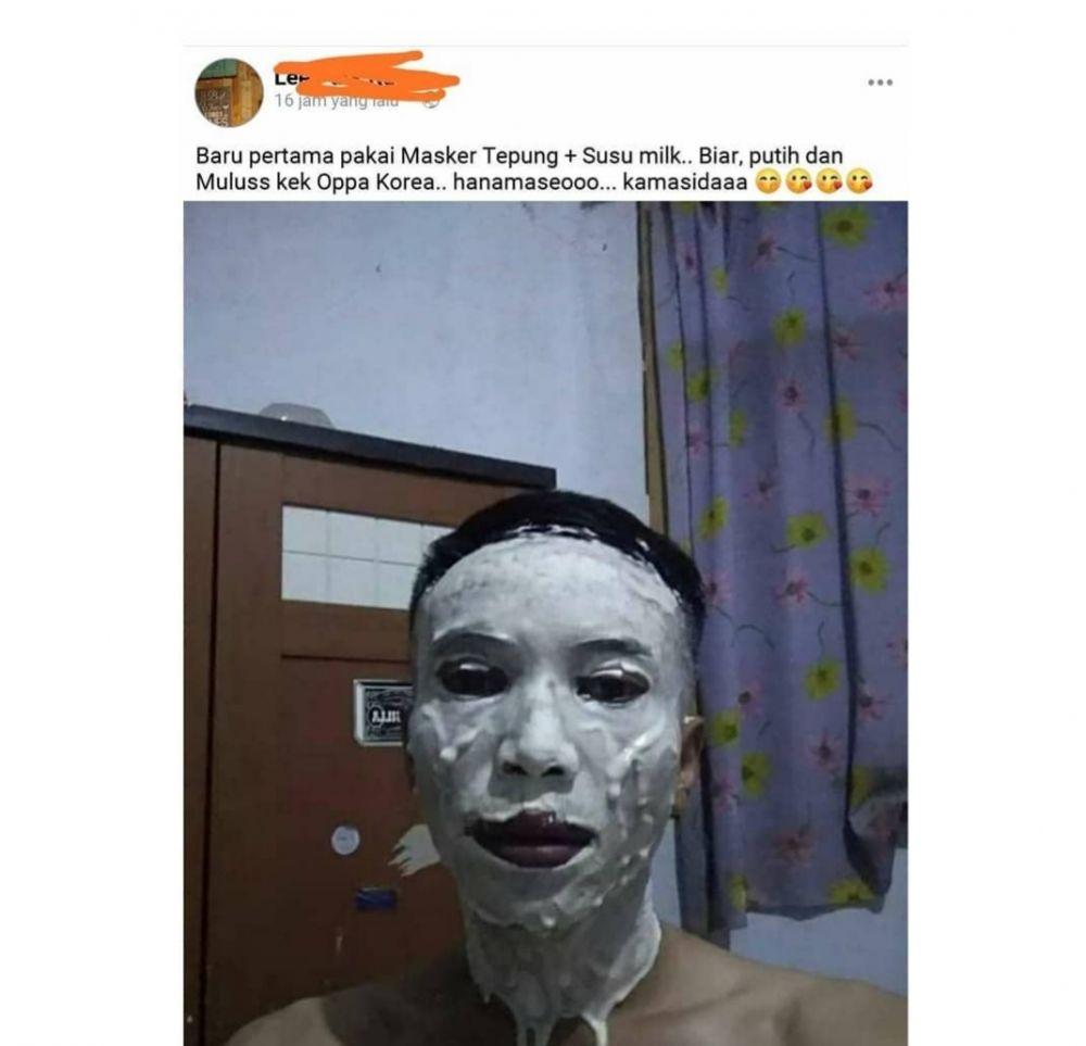 Ampun Deh! 10 Status Facebook Ini Kocak tapi Bikin Otak Puyeng
