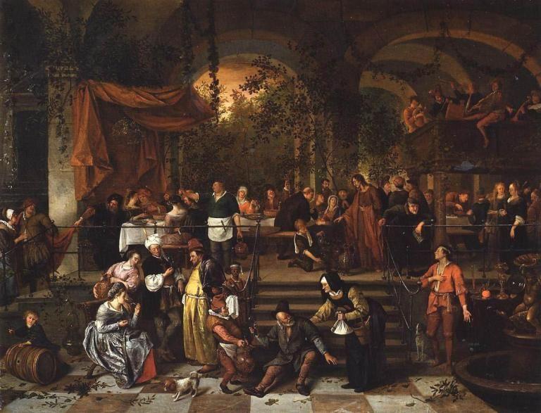 Tidak Biasa, Ini 5 Pesta Paling 'Gila' pada Zaman Kuno