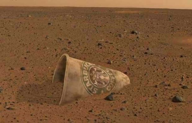 These top 10 photo edits on Mars are guaranteed to make you laugh, your intention is over!