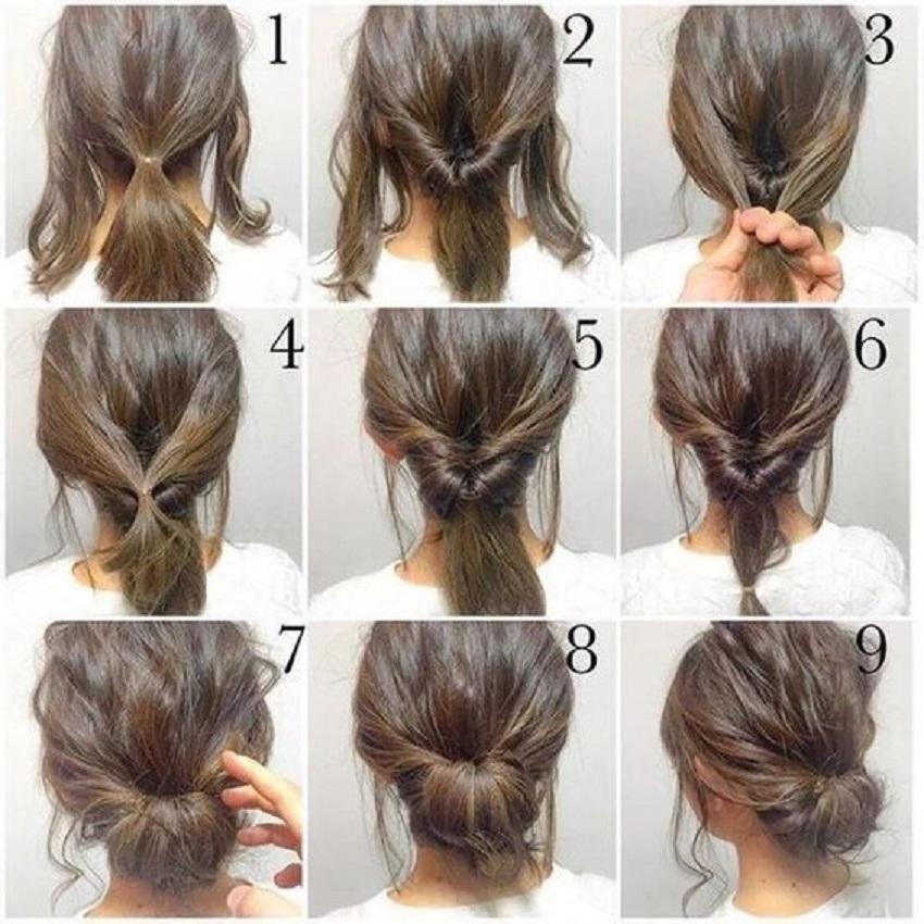 Tanpa Perlu Ke Salon Ini 8 Cara Sulap Rambut Pendekmu Jadi Istimewa